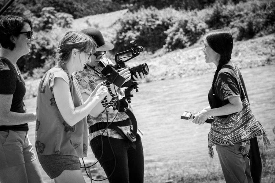 Laura Jean Gallagher Women Will Camera